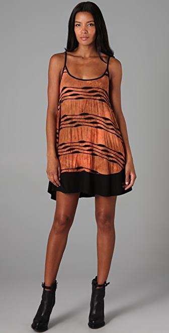 Evil Twin Sunrise Swing Dress