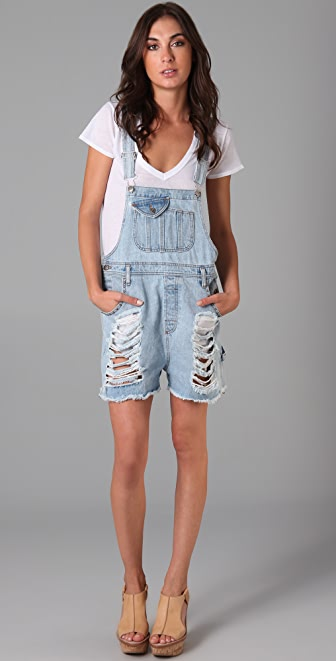Evil Twin Jack the Ripper Overalls