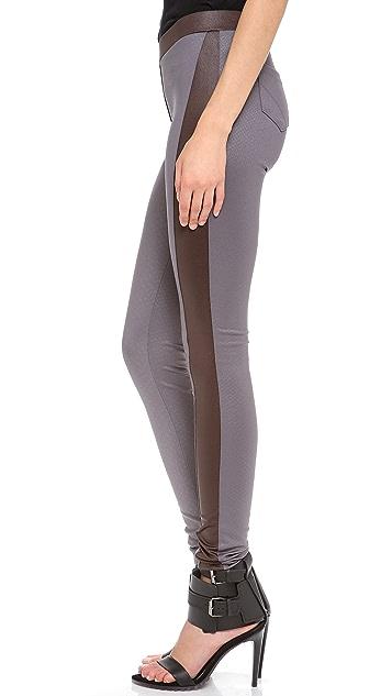 EVLEO Panel Leggings