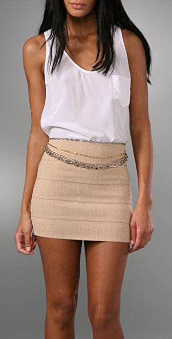 Elegantly Waisted Biba Belt