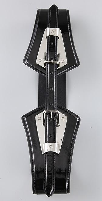 Elegantly Waisted Bowie Belt