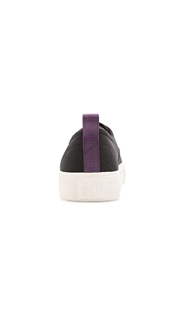 Eytys Mother Canvas Sneakers