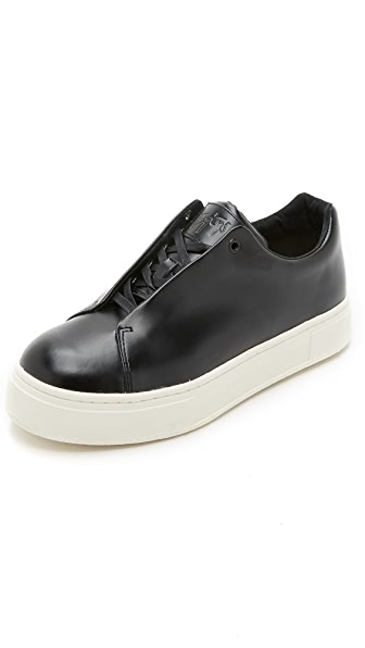 Eytys Doja Leather Sneakers