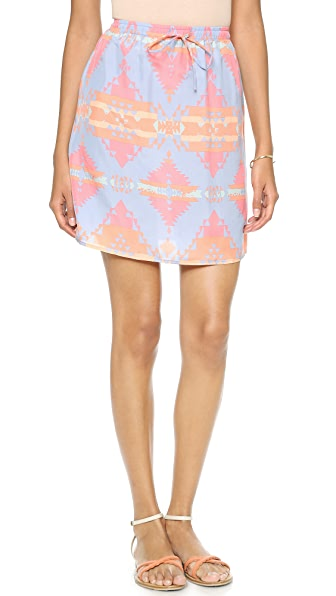 Faherty Kiawanda Skirt
