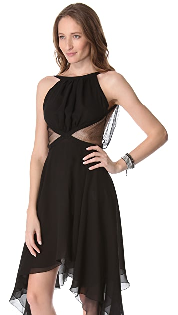 Faith Connexion Cutout Pencil Dress