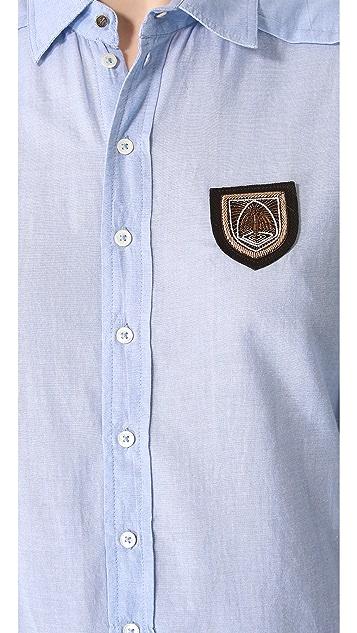 Faith Connexion Chambray Shirt