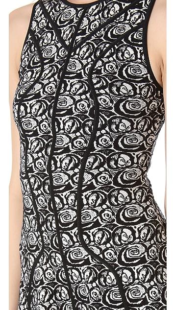Faith Connexion Relief Sweater Dress