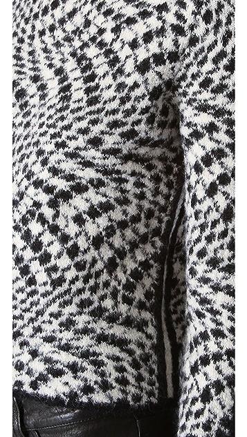 Faith Connexion Jacquard Sweater