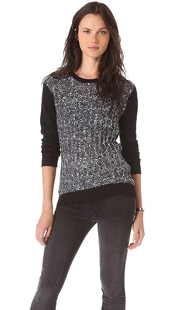 Faith Connexion Papaer Yarn Sweater