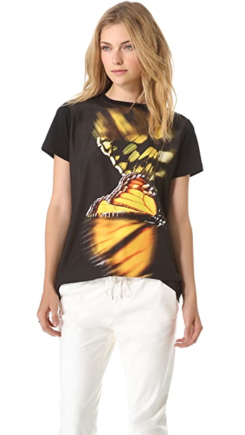 Faith Connexion Butterfly T-Shirt