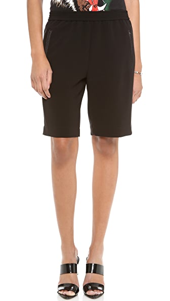 Faith Connexion Crepe Shorts