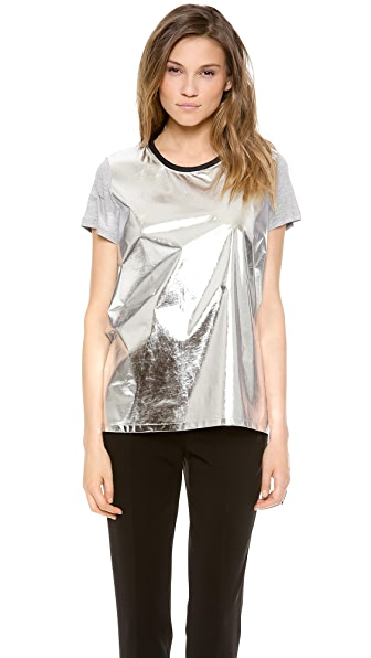 Faith Connexion Silver Coating Tee
