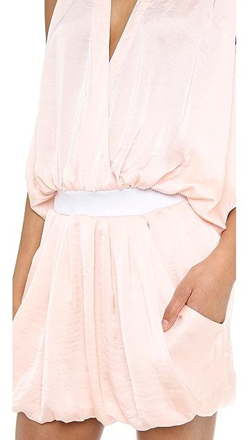 Faith Connexion Sateen Dress