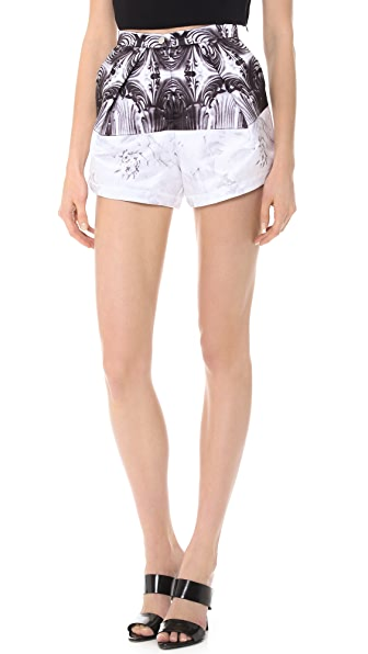Faith Connexion Tiger Printed Short