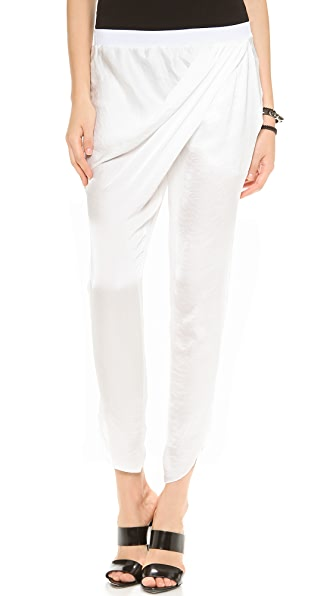 Faith Connexion Draped Pants