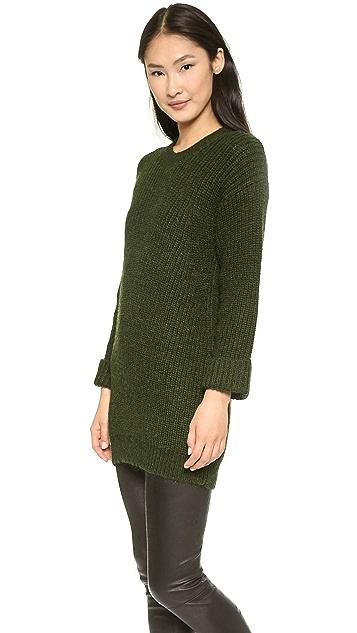 Faith Connexion Big Gauge Long Sweater