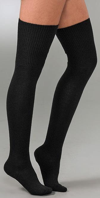 Falke Striggings Over the Knee Socks