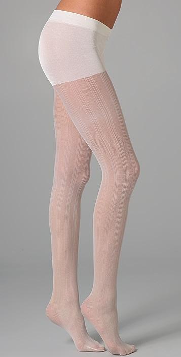 Falke Net Stripe Tights