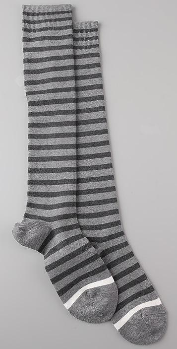 Falke Stripes Knee High Socks