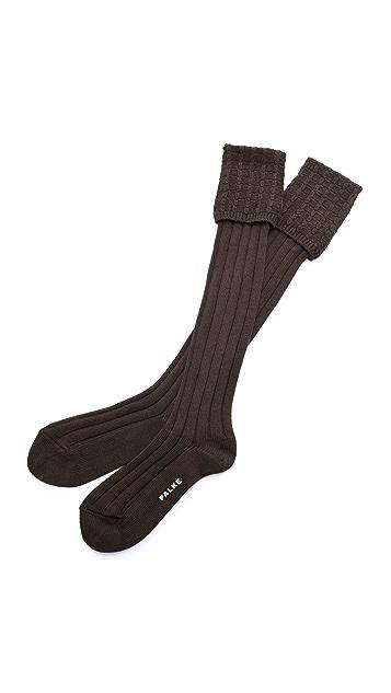Falke Striggings Knee High Socks