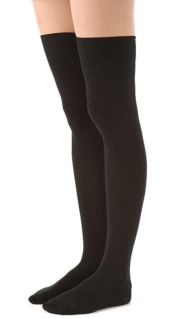 Falke Glamour Over the Knee Socks
