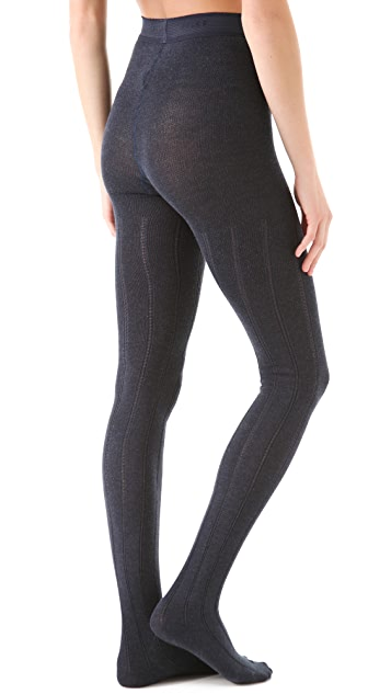 Falke Wool Ajour Tights