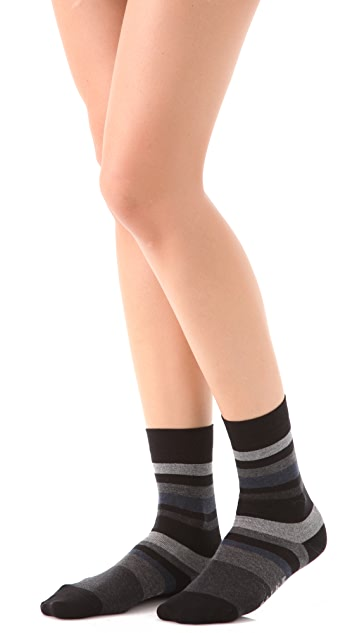 Falke Stripe Anklet Socks