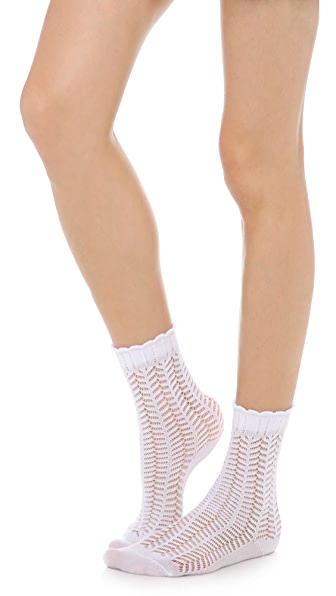 Falke Romantic Lace Socks