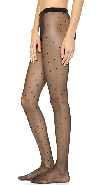 Falke Dots Tights