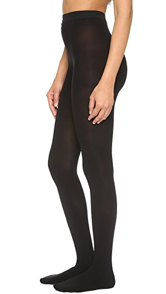 Falke Warm Deluxe 80 Tights In Black