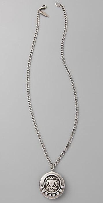 Fallon Jewelry Valmont Locket Necklace