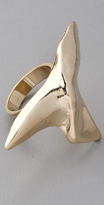 Fallon Jewelry Shark Attack Ring