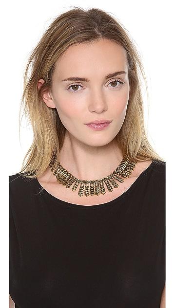 Fallon Jewelry Ines Bib Necklace