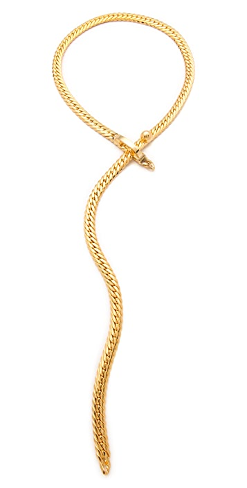 Fallon Jewelry Classique Lariat Necklace