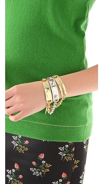 Fallon Jewelry ID Collage Bracelet