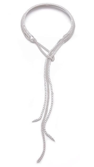 Fallon Jewelry Classique Lasso Collar
