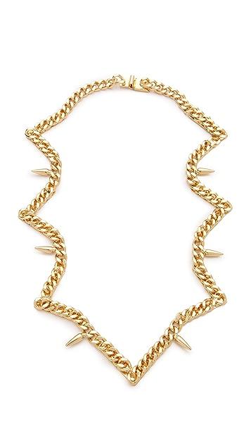 Fallon Jewelry Jagged Track Choker