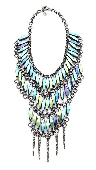 Fallon Jewelry Cairo Bib Necklace