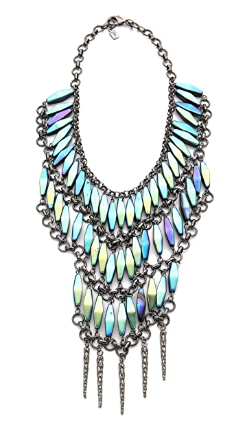 Fallon Jewelry Cairo Bib Necklace