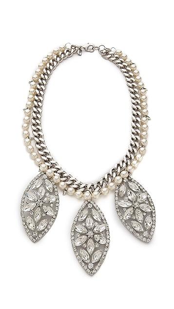 Fallon Jewelry FOREVER Regalia Bib Necklace