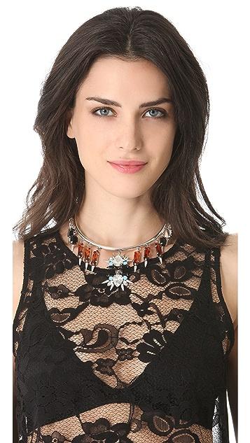 Fallon Jewelry Roswell Micro Spike Collar