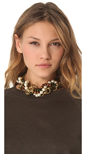 Fallon Jewelry Classique Collage Choker