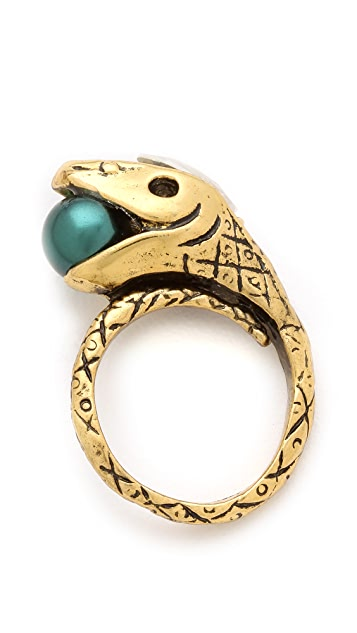 Fallon Jewelry Rattlesnake Ring