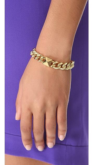 Fallon Jewelry Signature Pyramid Bracelet