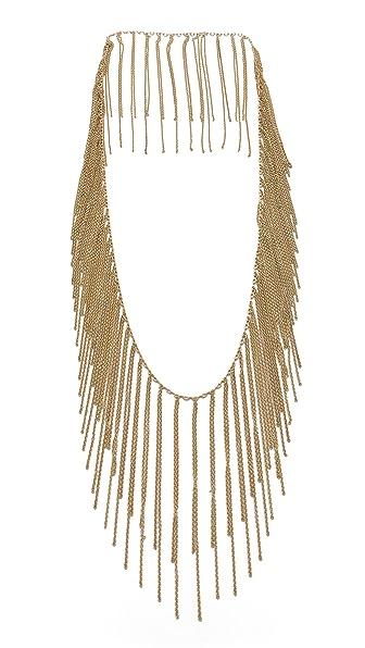 Fallon Jewelry Classique Fringe Necklace