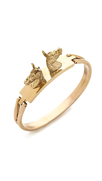 Fallon Jewelry Stallion Cuff Bracelet