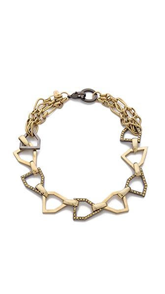 Fallon Jewelry Hex Collar Necklace