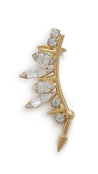 Fallon Jewelry Microspike Wreath Ear Cuff