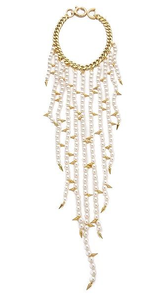 Fallon Jewelry Oversized Waterfall Necklace