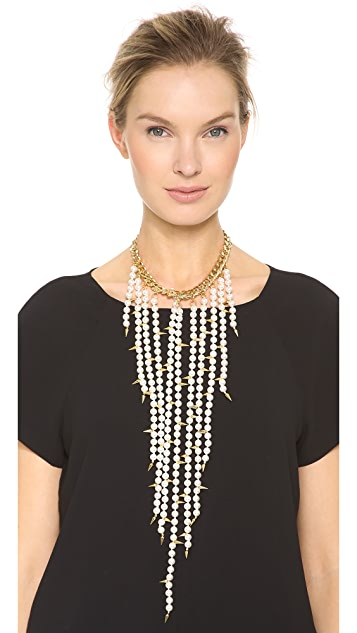 Fallon Jewelry Oversized Waterfall Necklace